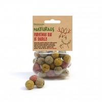 Friandise pour rongeur - Boules de Noël végétales Rosewood