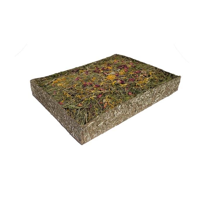 Friandise et complément  - Tapis végétal comestible pour rongeurs