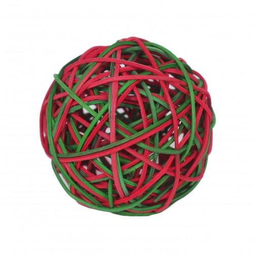 Jouet pour rongeur - Trio de balles festives pour rongeur pour rongeurs