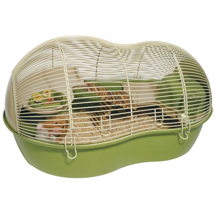 cage eco pico cage pour hamster wanimo. Black Bedroom Furniture Sets. Home Design Ideas