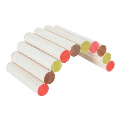 Jouet pour rongeur - Pont en bois RodyPlay pour rongeurs