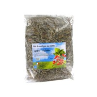 Foin pour lapin et rongeurs - Foin de montagne aux plantes Demavic