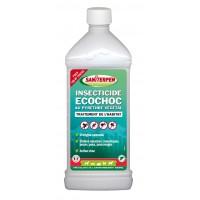 Antiparasitaire pour l'habitat - Insecticide Ecochoc concentré Saniterpen