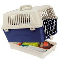 Caisse de transport pour chien et chat - Caisse Atlas Organizer Ferplast