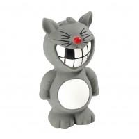 Jouet à mâcher pour chien - Jouet Latex Funny Cat Hunter