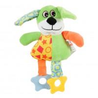 Jouet pour chiot - Peluche Color Puppy pour chiot Zolux