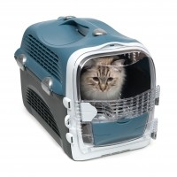 Caisse de transport pour chien, chat et furet - Caisse de transport Pet Cargo Cabrio Cat It