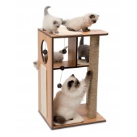 Arbre à chat - Arbre à chat V-Box Large Vesper