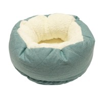 Panier / corbeille pour chat et petit chien - Nid Blue