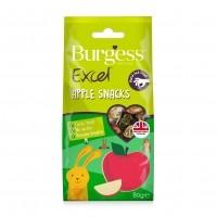 Friandise pour rongeur  - Excel Snacks Pomme Burgess