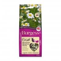 Friandise pour rongeur  - Excel Snacks Mélange d'herbes Mountain Meadow  Burgess
