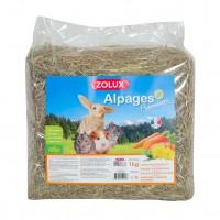 Foin pour rongeur - Foin Alpages Prenium Aromatisé Zolux