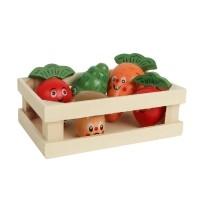 Jouet pour rongeur - Caisse à légumes Tutti Woody Tyrol