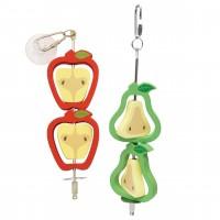 Sélection Printemps - Jouet Brochette de fruits à ronger