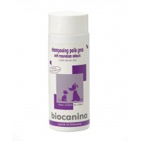Shampooing pour chien et chat - Shampooing poils gras Biocanina