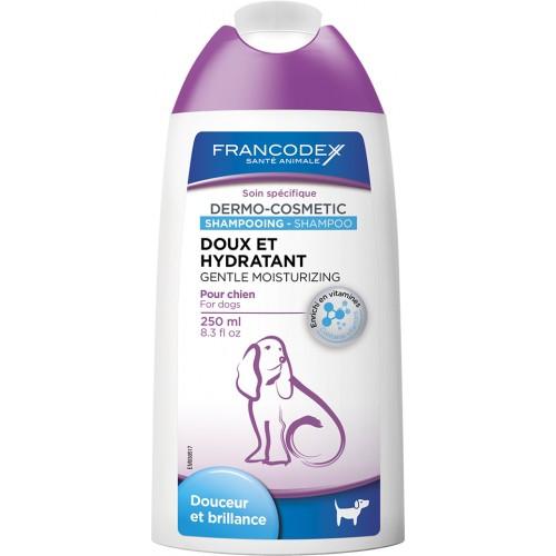Shampooing et toilettage - Shampooing Doux et Hydratant pour chiens