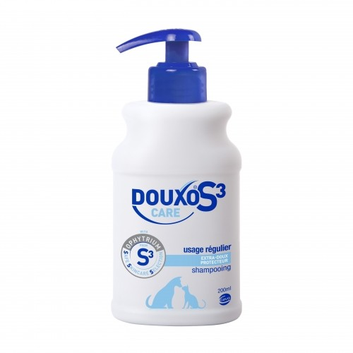 Shampooing et toilettage - Douxo S3 Care Shampooing pour chats