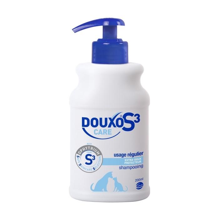 Shampooing et toilettage - Douxo S3 Care Shampooing pour chiens