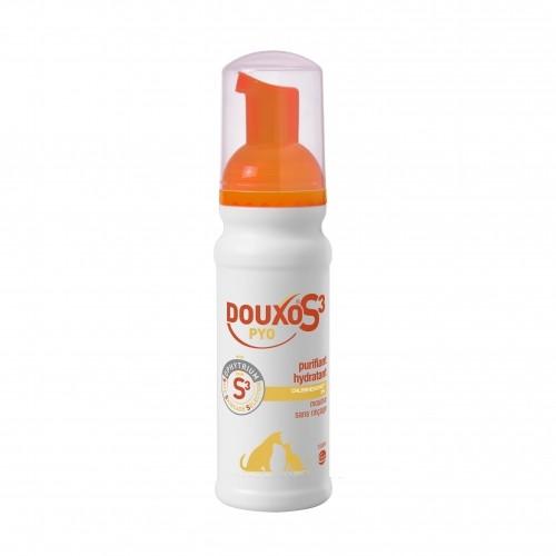 Shampooing et toilettage - Douxo S3 Pyo Soin Mousse pour chiens