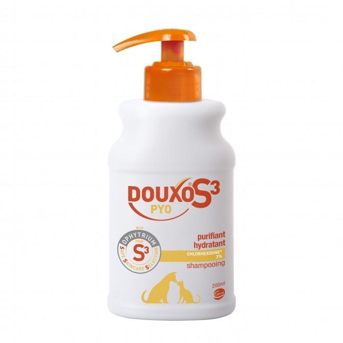 Shampooing et toilettage - Douxo S3 Pyo Shampooing pour chiens