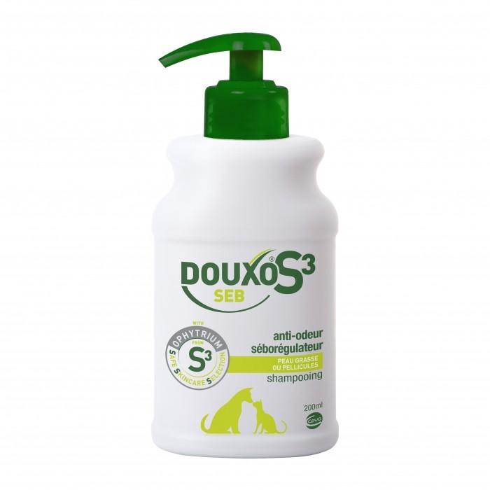 Shampooing et toilettage - Douxo S3 Seb Shampooing pour chiens