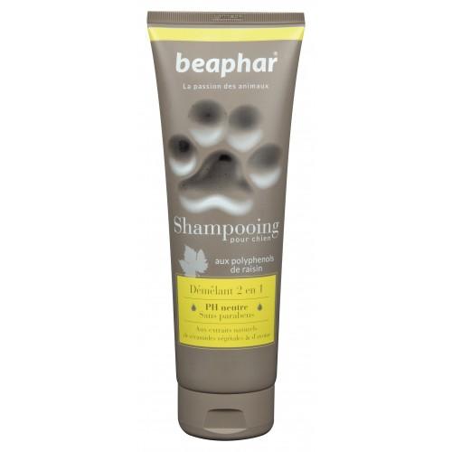 Shampooing et toilettage - Shampooing Démêlant 2 en 1 pour chiens