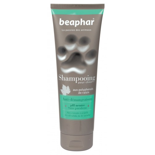 Shampooing pour chien - Shampooing anti-démangeaisons Beaphar