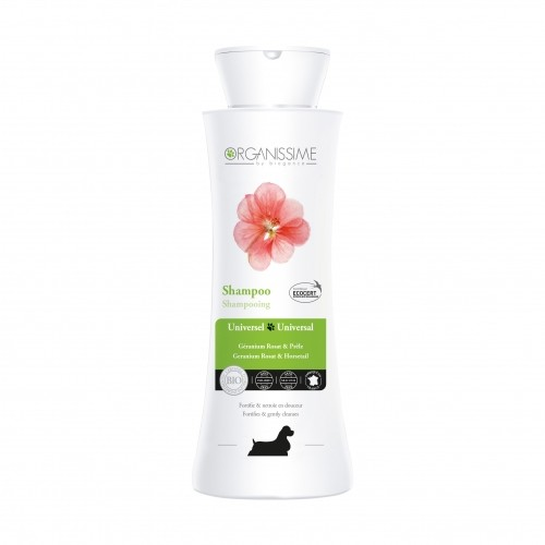 Shampooing et toilettage - Shampooing Universel Organissime pour chiens