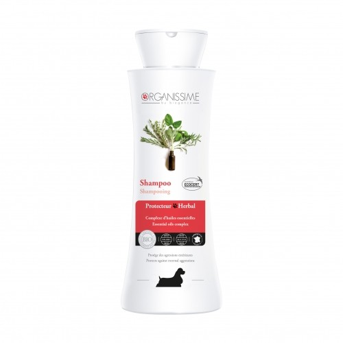 Shampooing et toilettage - Shampooing Protecteur Organissime pour chiens