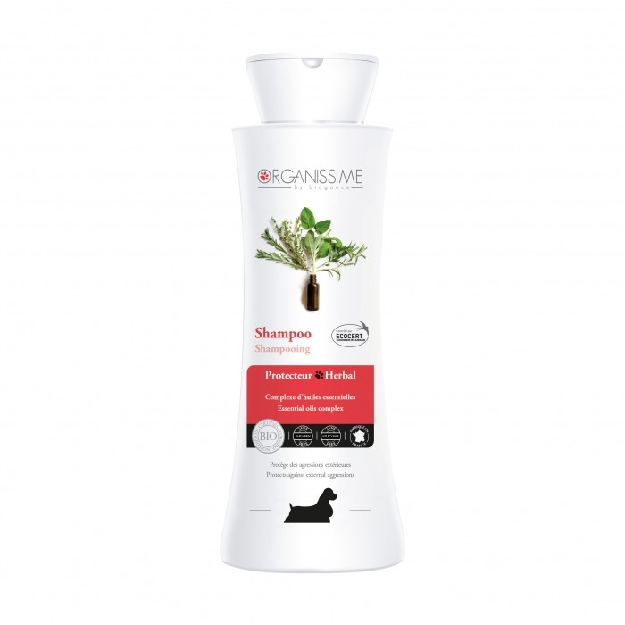 Shampooing et toilettage - Shampooing Protecteur Organissime pour chiens