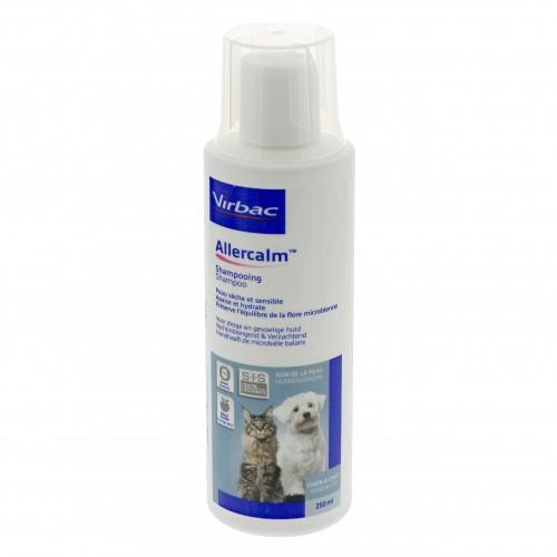 Shampooing et toilettage - Allercalm pour chats