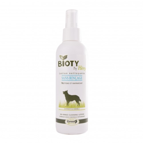 Shampooing et toilettage - Lotion Nettoyante Sans rinçage Bioty pour chiens