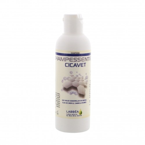 Sélection Made in France - Shampoing Shampessentiel Cicavet pour chats