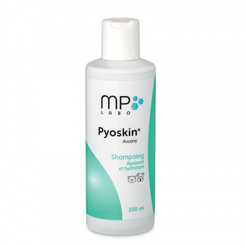 Shampooing et toilettage - Shampooing Pyoskin pour chats