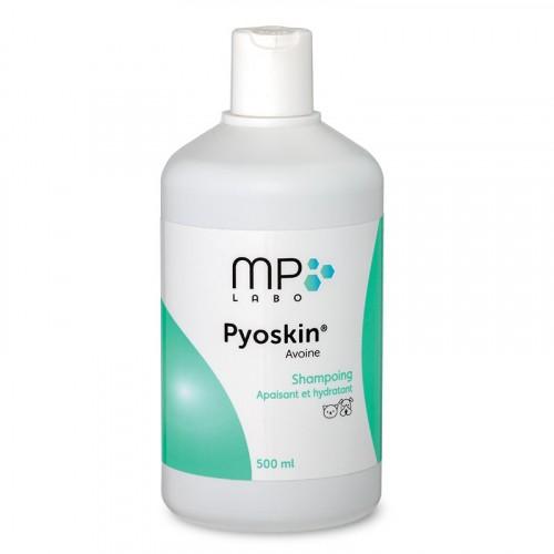 Shampooing et toilettage - Shampooing Pyoskin pour chiens