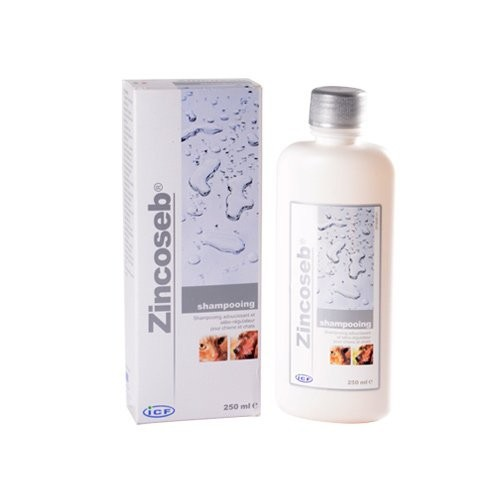 Shampooing et toilettage - Zincoseb shampooing pour chiens
