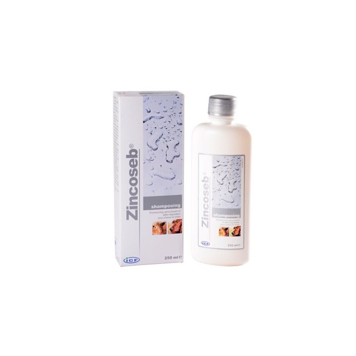 Shampooing et toilettage - Zincoseb shampooing pour chats