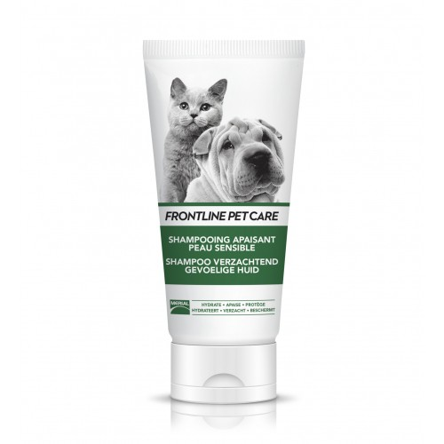 Sélection Made in France - Shampooing Apaisant Peau Sensible pour chiens