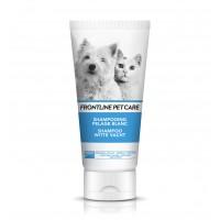 Shampooing pour chien et chat - Shampooing Pelage Blanc Frontline Pet Care