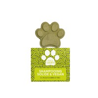 Shampooing solide pour chien et chat - Shampooing solide poils courts Naiomy