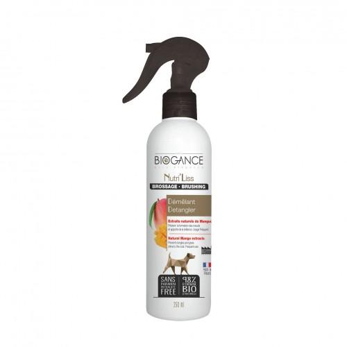 Shampooing et toilettage - Lotion démêlante Nutri'Liss naturelle pour chiens