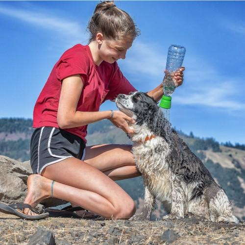 Shampooing et toilettage - Bouchon Pommeau de douche Mud Dog Shower pour chiens