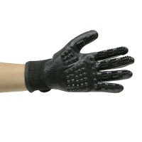 Toilettage pour chien et chat - Paire de gants de toilettage Hands'on