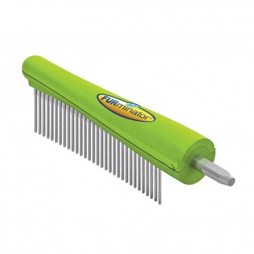 Shampooing et toilettage - Tête peigne de finition pour étrille FURflex™ pour chiens
