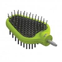 Shampooing et toilettage - Tête brosse double face pour étrille FURflex™