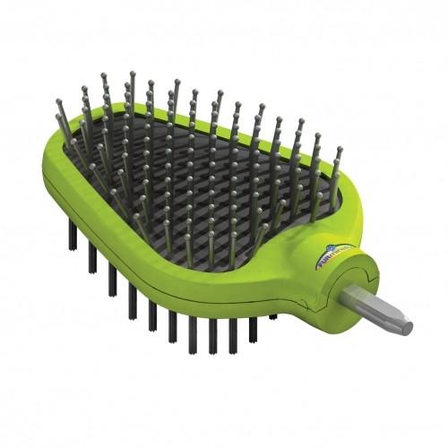 Shampooing et toilettage - Tête brosse double face pour étrille FURflex™ pour chiens