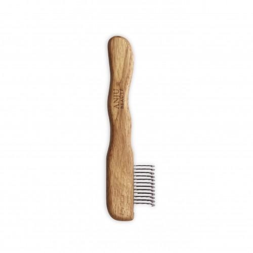 Shampooing et toilettage - Peigne 12 dents pour chiens