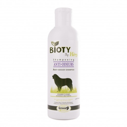 Shampooing et toilettage - Shampooing Bioty Anti Odeurs pour chiens