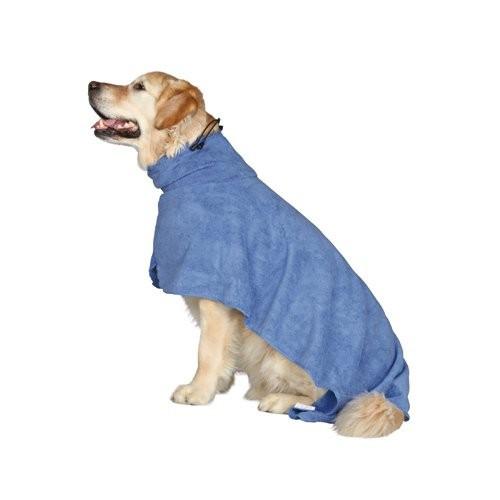Shampooing et toilettage - Peignoir de bain pour chiens