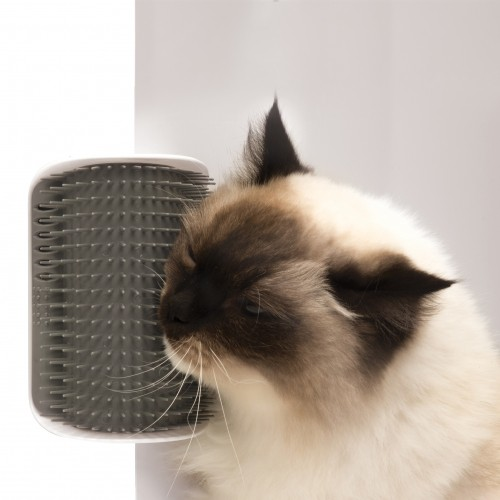 Shampooing et toilettage - Self Groomer - Brosse à fixer Senses 2.0 pour chats